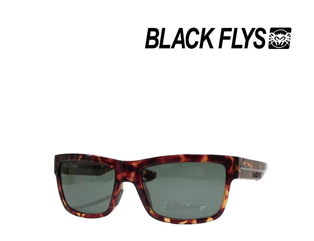 【BLACK FLYS】 ブラックフライ サングラス FLY SCRAMBLER  BF-1196-02 トータス 偏光レンズ  国内正規品