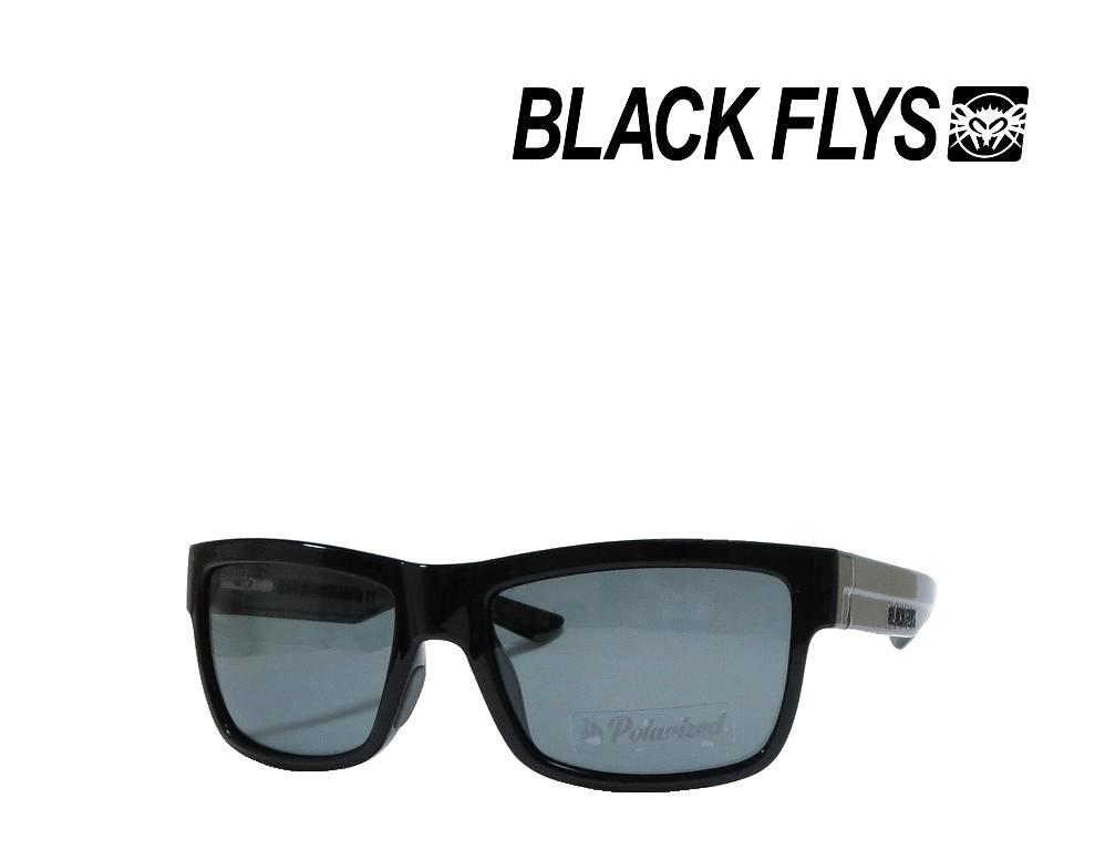 【BLACK FLYS】 ブラックフライ サングラス FLY SCRAMBLER  BF-1196-05 ブラック 偏光レンズ  国内正規品