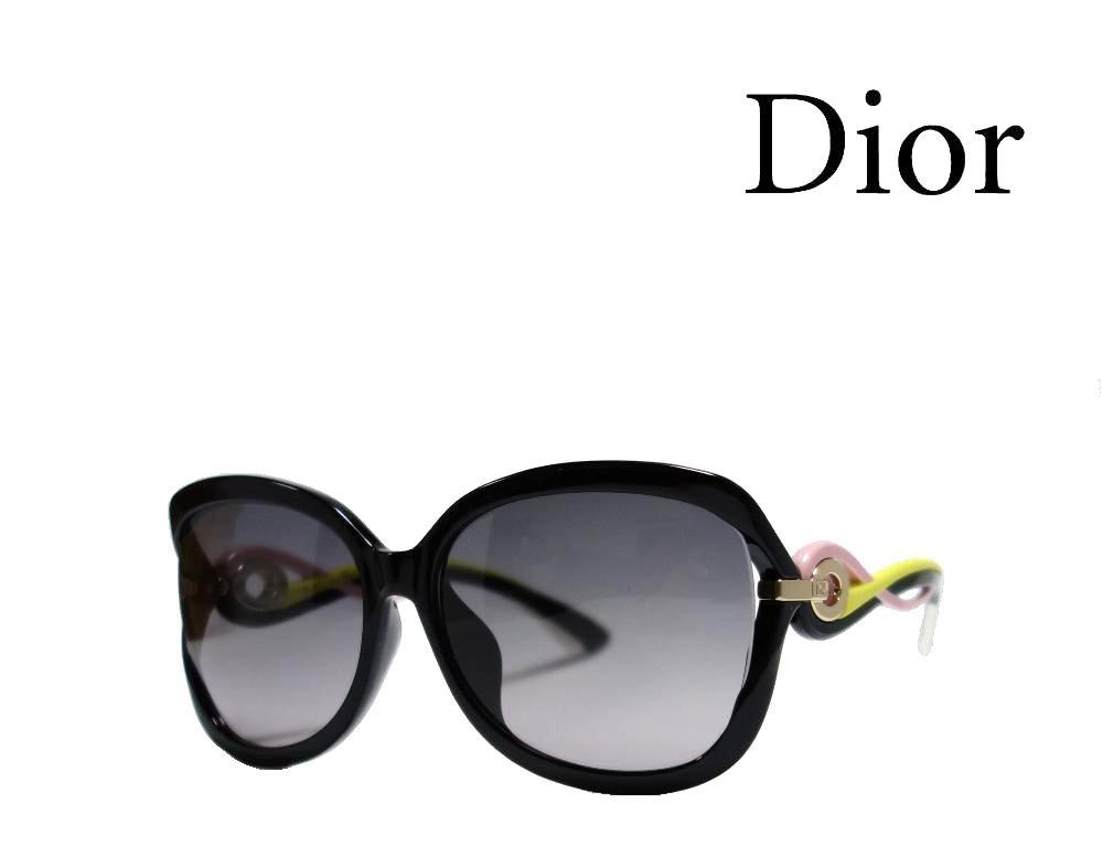 【Dior】 ディオール サングラス DIORTWISTINGF   JXG  ブラック アジアンフィット 国内正規品 《数量限定特価品》