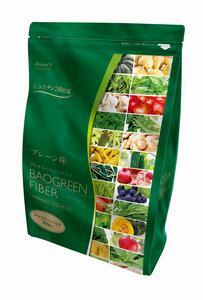 ダイアナ バオグリーン ファイバー プレーン味 ファミリーパック 855g(9.5g×90包)