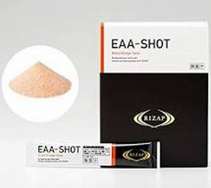 在庫処分 超特価品 最安値に挑戦 送料無料 RIZAP ライザップ 爆安 EAA-SHOT 210g ブラッドオレンジ味 7g×30本
