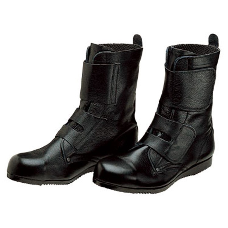 安全靴 DONKEL ドンケル 高所作業用 出初めマジック式 セーフティーシューズ 送料無料