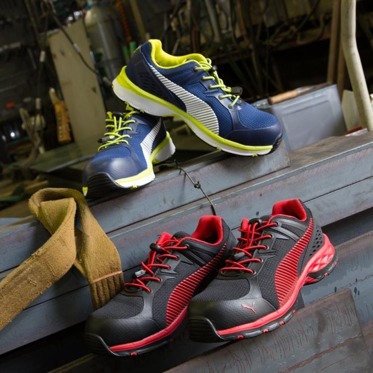安全靴 PUMA プーマ ヒューズモーション2.0 セーフティ スニーカー 送料無料