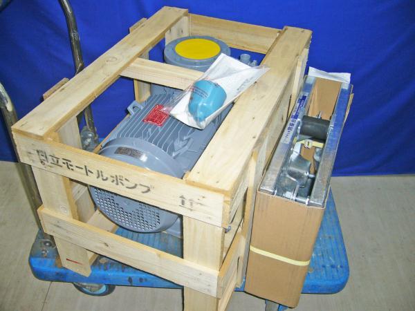 日立産機システム 三相モーター/モートルポンプ JD形 100X80A-55.5F K ザ・モートル Neo 100 TFOA-KK 50Hz【未使用】【送料無料】【千葉店】
