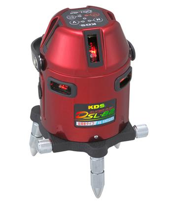 【送料無料】ムラテックKDS 電子整準高輝度レーザー墨出器 DSL-82 スーパーレイ82【未使用】【成田店】
