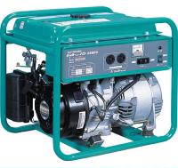 【送料無料】 Denyo 小型エンジン発電機 GA-2605U2/2606U2 ガソリンパイプフレームタイプ デンヨー 【新品】【成田店】