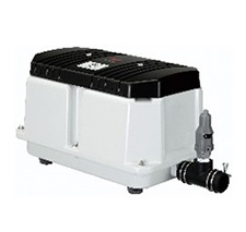 【送料無料】電磁式エアーポンプ 吐出専用 LW-300A 60Hz AC100V 安永エアポンプ株式会社【未使用】【成田店】