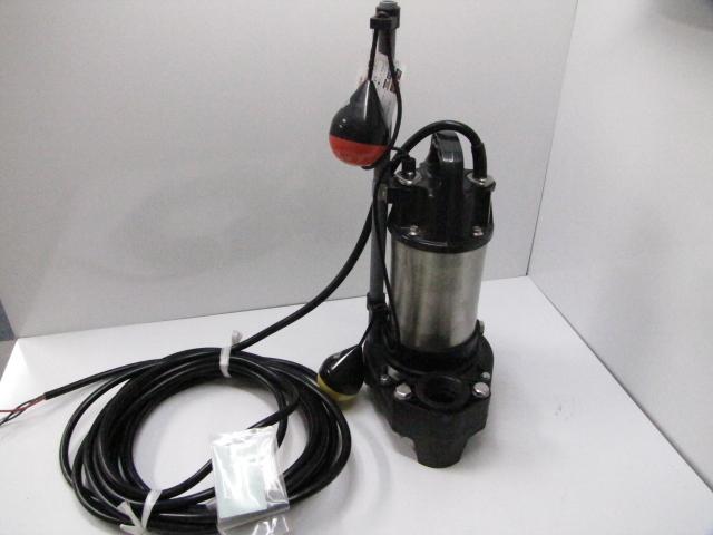 【送料・代引手数料無料】 テラル 汚物用水中ポンプ 40PVA-5,25S 単相100V 50Hz 【未使用】【成田店】