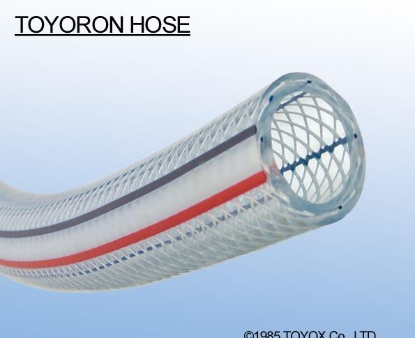 ホース トヨロンホース TR-19 TOYOX 19×26 50m 【未使用品】【送料無料】【成田店】