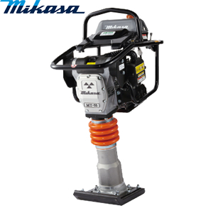 【代引不可商品】ランマー 三笠 MT-55H タンピングランマー MIKASA 【未使用品】【送料無料】【成田店】