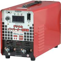 日動工業 DIGITAL-230A インバーター 直流溶接機 単相200V デジタルパネル 業務用 屋内型【未使用】【成田店】