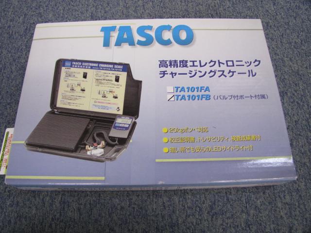 【送料無料】タスコ エレクトロニックチャージャー TA101FB 【未使用品】【成田店】