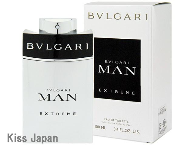 ブルガリ BVLGARI ブルガリ マン エクストレーム 100ml EDT SP 【香水】【あす楽対応商品】【ラッキーシール対応】