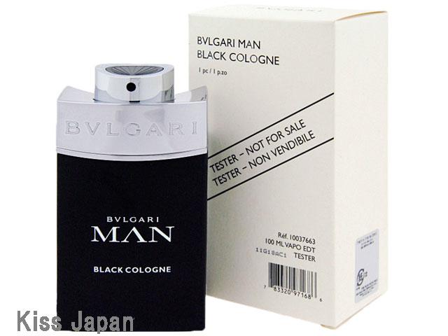 BVLGARI Man In Black マン BVLGARI ブラック 【訳あり】 イン 【香水】 【新生活 印象】 ブルガリ 【あす楽対応_14時まで】 【テスター・未使用品】 EDP SP 100ml ブルガリ