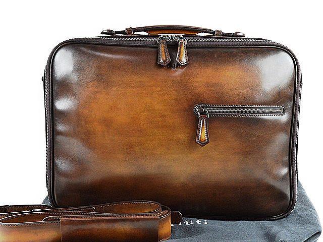 Berluti Still Use 2 Way Travel Bag Lendemain Best