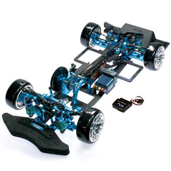 イーグル TA05 RWD GRTシャーシキット 品番TA05-RWD-LBL