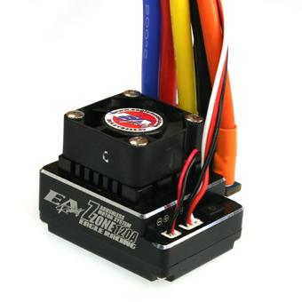イーグル Z-ZONE ESC V4 120A+α(ALケース&ファン付) 品番Z-ZONE-ESCV4
