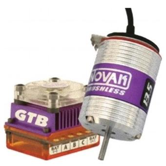 イーグル ノバック GTBシステム&SSプロ・ブラシレスモーター13.5R(#3013) 品番2854