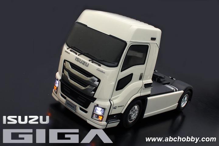 ABCホビー いすゞ ギガトラクタ 品番66195