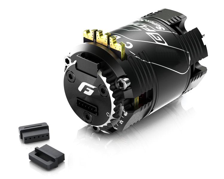 [取寄] GFORCE(ジーフォース) Super Sonic 7.5T (進角可変式)(ブラシレスモーター) #G0005