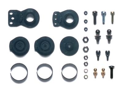 ネコポス発送 【送料無料】タミヤ ハイトルクサーボセイバー(ブラック) 品番SP-1000 (ITEM 51000)