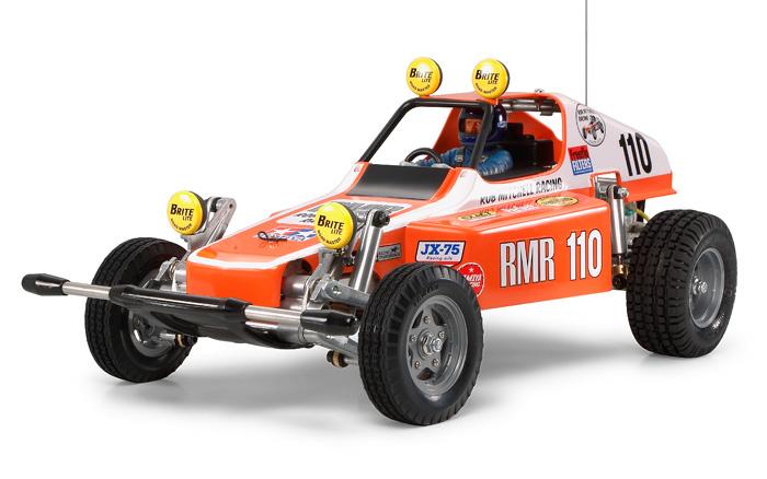 タミヤ 1/10RCレーシングバギー バギーチャンプ (2009) #58441