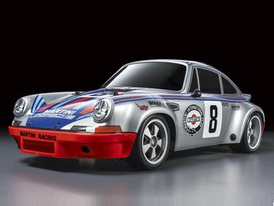 タミヤ ポルシェ 911 カレラ RSR(TT-02シャーシ) #58571