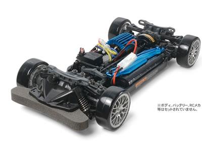 タミヤ TT-02D ドリフトスペック シャーシキット #58584