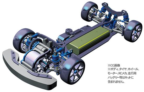 タミヤ FF-04 EVO シャーシキット #84394