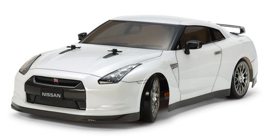 タミヤ NISSAN GT-R(TT-02Dシャーシ)ドリフトスペック #58623