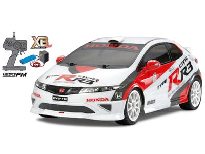 タミヤ XBフルセット Honda シビック TYPE R R3 JAS #57812