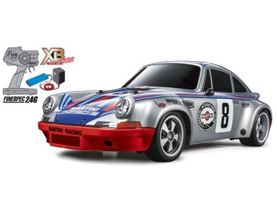タミヤ XBフルセット ポルシェ 911 カレラ RSR (TT-02シャーシ) #57866