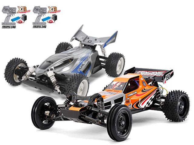 タミヤ 1/10RC XBフルセット レーシング ファイター・デュアルリッジ #57895-578767