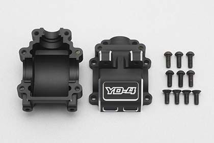 【送料無料】 ヨコモ YD-4用 アルミ製トランス ミッション ケース 品番Y4-302C