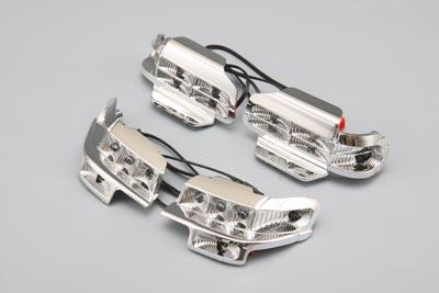 【送料無料】 ヨコモ DRIFT X TREME PS13 シルビア用 ライト組込済プラパーツ (12灯) 品番SD-PS13LS