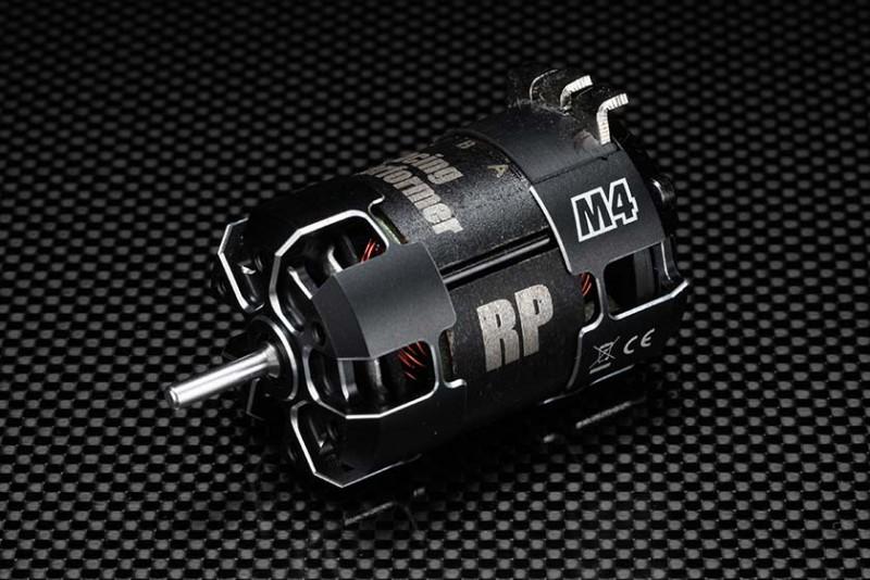 ヨコモ レーシングパフォーマー M4 7.5T ブラシレスモーター 品番RPM-M475