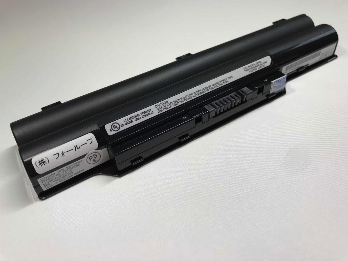 Lifebook ah77 e 10.8V まとめ買い特価 新作入荷!! 63Wh fujitsu ノート 純正 ノートパソコン 交換バッテリー PC 電池 電