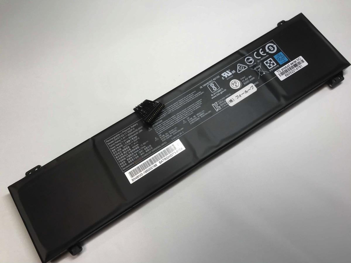 Gkidt-03-17-3s2p-0 11.4V 91.2Wh getac ノート 永遠の定番モデル 新作続 PC 交換バッテリー ノートパソコン 純正 電池