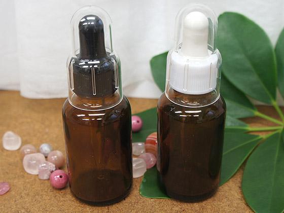 アロマにもおすすめ茶色の遮光瓶 遮光瓶 Tアンバー OC付 30ml 業界No.1 人気急上昇 スポイト