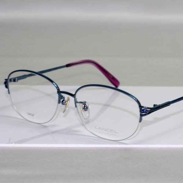【展示・未使用品】【LANCEL/ランセル】メガネフレーム L-4596 COL.3 12KGF 眼鏡 めがね 55□17-133【質屋出店】【あす楽】