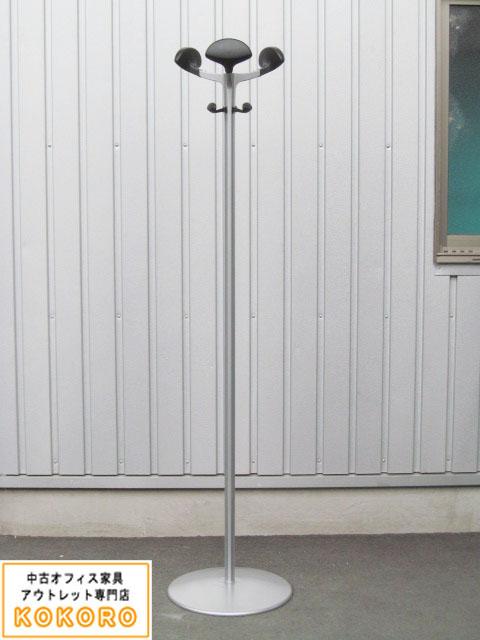 【中古】イトーキ コートハンガー H1700 玄関 会議室 役員室 2014年製【中古オフィス家具】