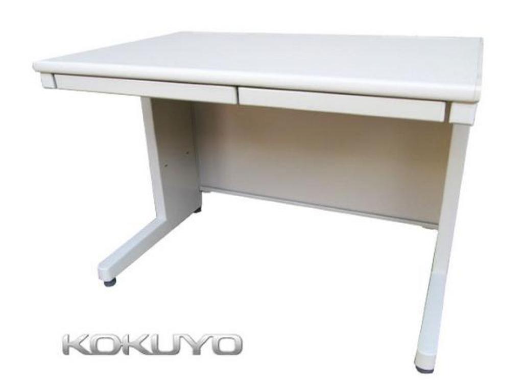 【中古】 KOKUYO コクヨ BS+ 平デスク W1000 H700 【中古オフィス家具】