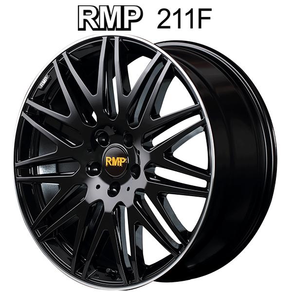 19インチ RMP 211F 8.0J-19 新品ホイール1本