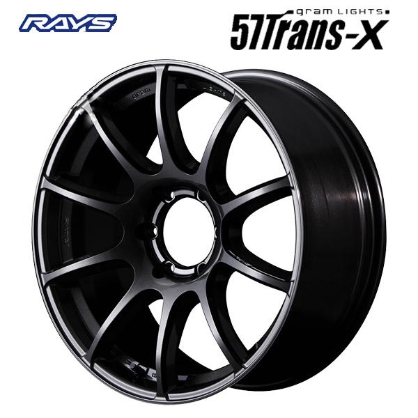 20インチ RAYS Gram Lights 57Trans-X H8 8.0J-20 新品ホイール1本