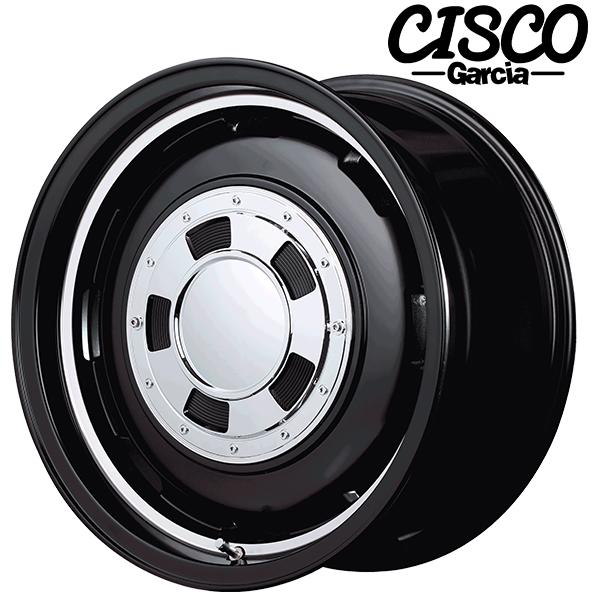 16インチ Garcia CISCO 6.5J-16 新品ホイール1本