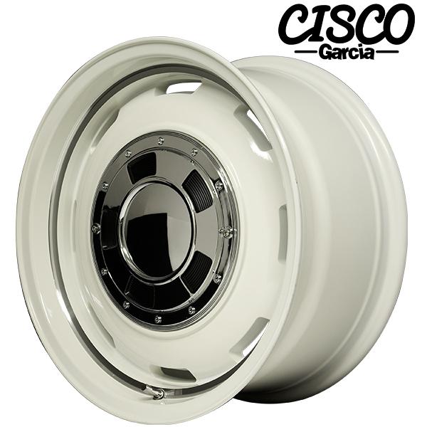 14インチ Garcia CISCO 4.5J-14 新品ホイール1本