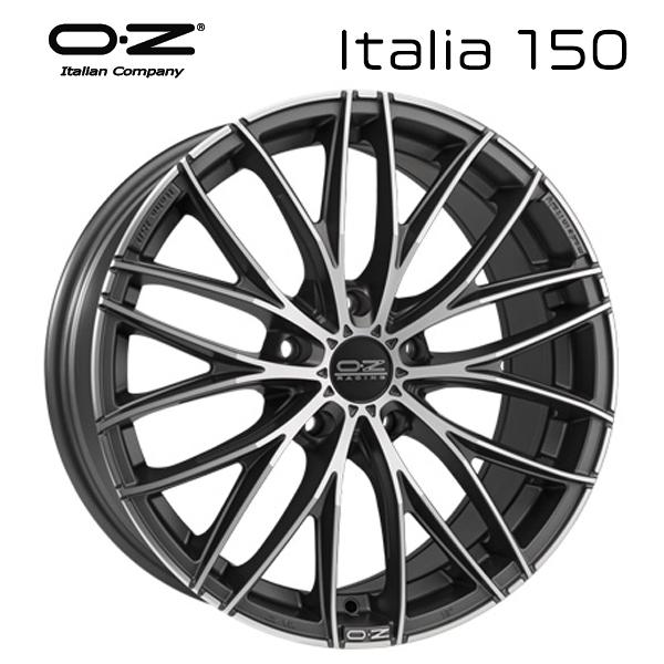 数量限定 新品ホイール1本 OZ イタリア 150 18×8J +45 5/114.3輸入車 outletw