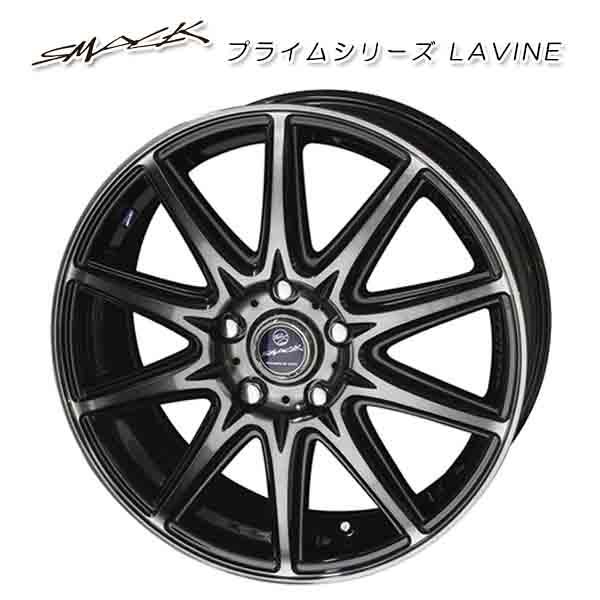 16インチ 共豊 スマックプライムシリーズ ラヴィーネ(ラビーネ) BPS 6.5J-16 新品ホイール1本