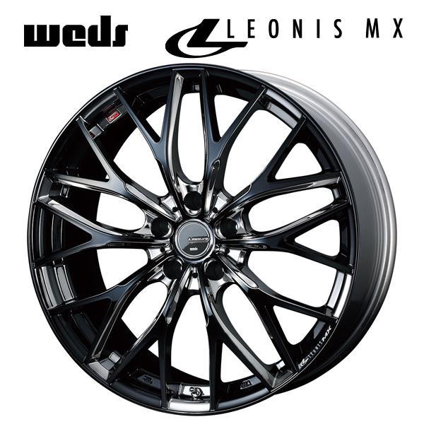 新品ホイール1本 ウェッズ レオニス MX 16×5J +45 4/100国産車用 outletw