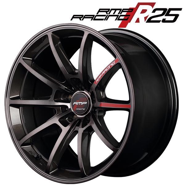16インチ RMP RACING R25 6.0J-16 新品ホイール1本